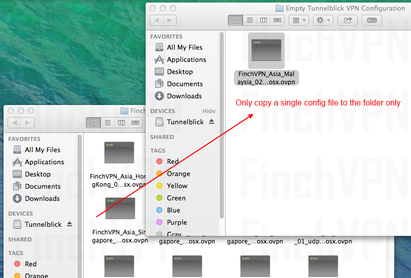 how to put downloads into a folder on mac