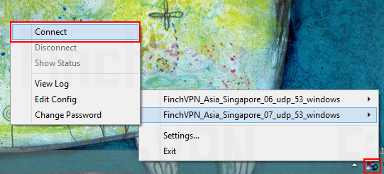 Finch Vpn UDP/TCP Configs With NMDVPN/Openvpn